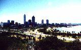 Perth, the capital city of WA (click for enlargement)